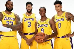 Shannon Sharpe predicts the Lakers will win the NBA Championship ahead of regular-season opener