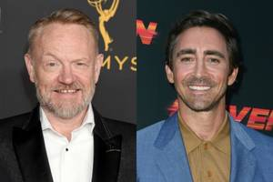 jared harris, lee pace to star on david s. goyer's 'foundation' adaptation at apple tv+