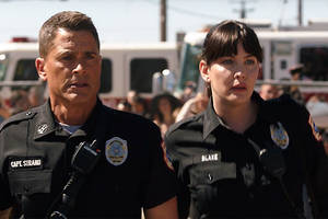 watch rob lowe and liv tyler go line dancing in first '9-1-1: lone star' trailer (video)