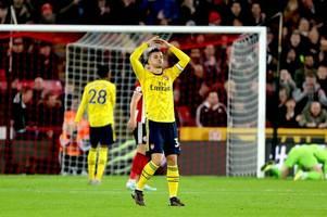 Granit Xhaka blasts Patrice Evra for 'bulls***' babies slur at Arsenal
