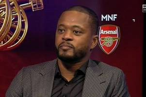 Patrice Evra suggests he's held 'important talks' over potential Man Utd role