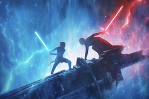 Watch the final trailer for Star Wars: The Rise of Skywalker