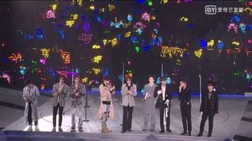 ninepercent holds farewell concert, iqiyi upgrades in innovative membership benefits for idol-incubation ip met with great acclaim