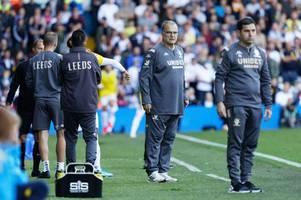 Leeds United boss Marcelo Bielsa defends himself after criticism over Arsenal striker Eddie Nketiah's game time following Bristol City link