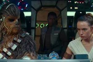 Star Wars trailer 3: Gloucestershire actor celebrates role in finale, The Rise of Skywalker