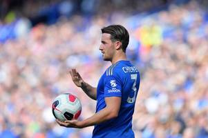'improvement' brendan rodgers' ben chilwell transfer plans with leicester city linked with ex-manchester city left-back