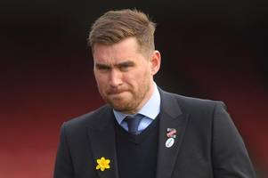 reaction from grimsby town manager michael jolley after goalless draw at cambridge