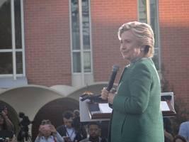 democrats' 2020 race has a new shadow: hillary clinton