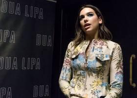 dua lipa shares snippet of new track 'don't start now' – listen