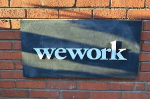 wework board weighs up $10bn rescue plan from japan's softbank