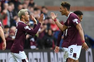 Sean Clare pinpoints 'outstanding' Hearts v Rangers aspect that can help Craig Levein's side turn the corner this season