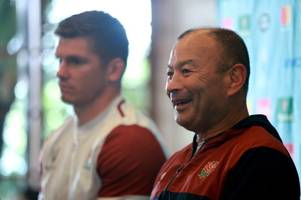 The full transcript of Eddie Jones' press conference ahead of England's Rugby World Cup semi final against New Zealand