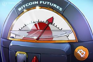 bitcoin futures: institutional long positions value doubled in october