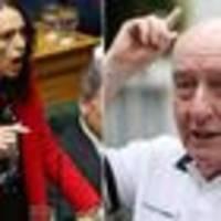 Jacinda Ardern declines to comment on old tweet calling Alan Jones a 'git'