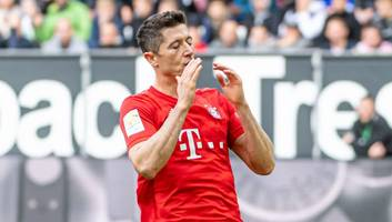 bayern munich 1 - 1 galatasaray | robert lewandowski le da el empate a los alemanes
