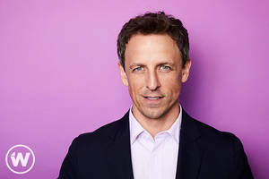 seth meyers ditches the desk for first netflix standup special – watch the teaser (video)