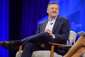 ted sarandos is 'surprised it took everyone this long' to challenge netflix in streaming