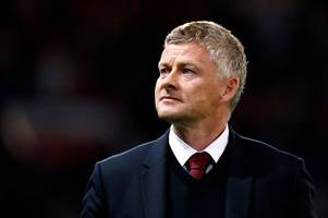 man utd boss ole gunnar solskjaer plans to sign at least two forwards in january