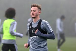 brendan rodgers' message to james maddison amid manchester united interest