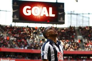 'shaking wenger's hand was sweet' - west brom star's arsenal redemption