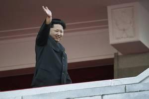 north korea's kim orders demolition of south-built resort