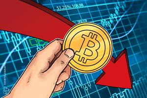 bitcoin price suddenly plummets to $7,500 — a new 5-month low
