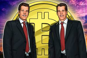 'source of truth' — winklevoss says bitcoin is more than digital gold