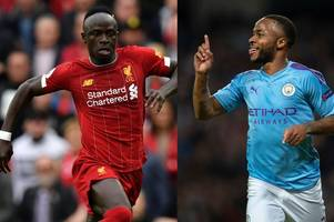 arsenal legend sends message to raheem sterling and makes comparison to liverpool's sadio mane