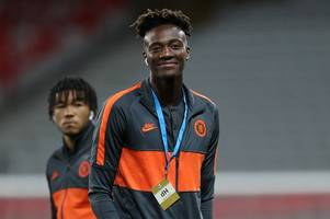 glenn hoddle issues tammy abraham warning after michy batshuayi's winner for chelsea vs ajax