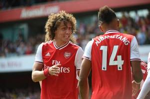 the two key arsenal stars who missed training and will sit out europa league clash vs vitoria