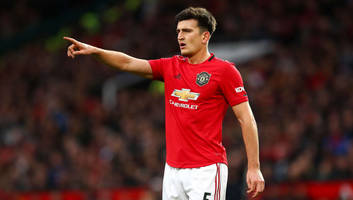 manchester united paid £80m lump sum for harry maguire during summer