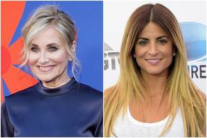 maureen mccormick and alison victoria to host hgtv's 'christmas in the white house 2019'