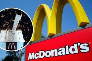 mcdonald's employees reveal why ice cream machines 'are always broken'
