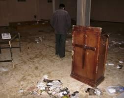 algeria: crackdown on protestant faith