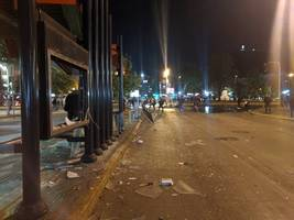 is boom, then slump, behind fiery latin american protests?
