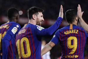 'messi getting even better' – valverde cherishing record-breaking barca star
