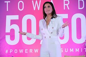 eva longoria: 'latinas are the last to find their voices amplified'