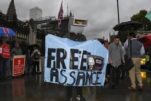 british injustice for julian assange
