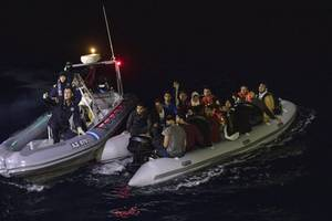 eu parliament votes against improving search and rescue for refugees in mediterranean