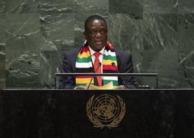 enough is enough: remove sanctions now, mnangagwa demands