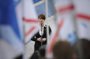maria butina: russian agent to be released from us prison