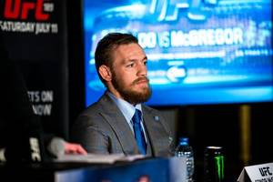 'i would love to compete with him': conor mcgregor targets frankie edgar fight, but also ...