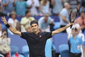 tennis-federer ousts tsitsipas in basel semis for 50th win of the season