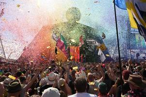 glastonbury 2020: tickets sales for local residents for 50th anniversary festival - live