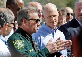 florida sheriff scott israel loses job over parkland shooting response