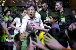 claudia lopez: colombia elects gay woman as mayor of bogota