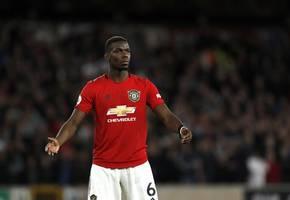 man utd midfielder pogba unlikely to return before december, says solskjaer