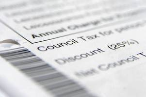 council tax debt bombshell as scots fall millions of pounds behind