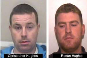 police release photos of two men after 39 bodies found in essex