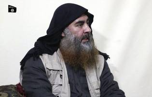 syrian kurd spy 'stole baghdadi's underpants for dna test'